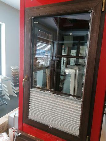 okna ekspozycyjne Veka 850/1420