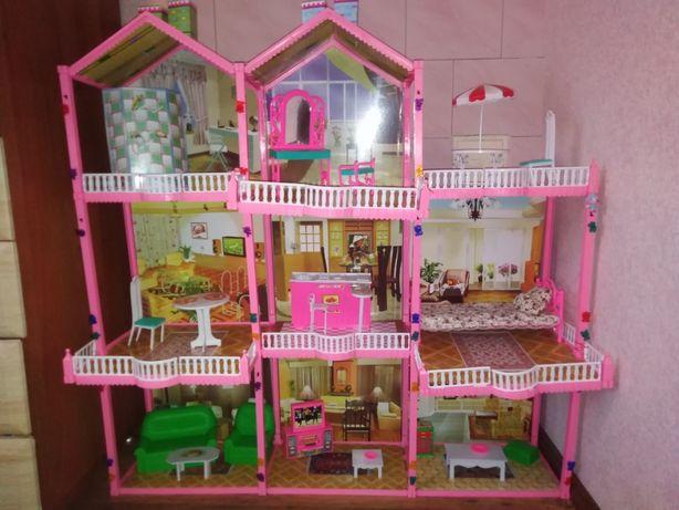 Іграшковий будиночок, домик