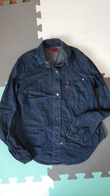 Джинсовая рубашка Levi's размер s