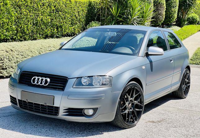 Audi A3 Sport 8P 2.0TDI 140cv