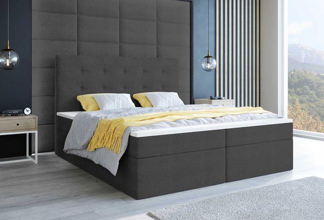 Łóżko kontynentalne Sleepy SA - 05 140 materac