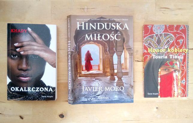 Hinduska miłość & Okaleczona & Honor kobiety