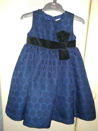 Нарядное платье Gymboree 2T