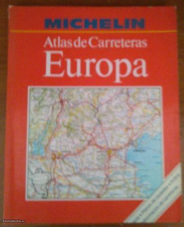 Atlas Estadas Europa