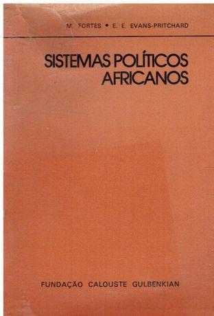 9275 Sistemas Politicos Africanos de M.Fortes E.E. Evans-Pritchard -