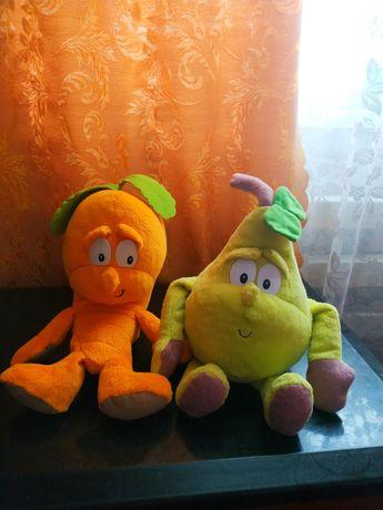 Продам дитячі м'ягкі іграшки
