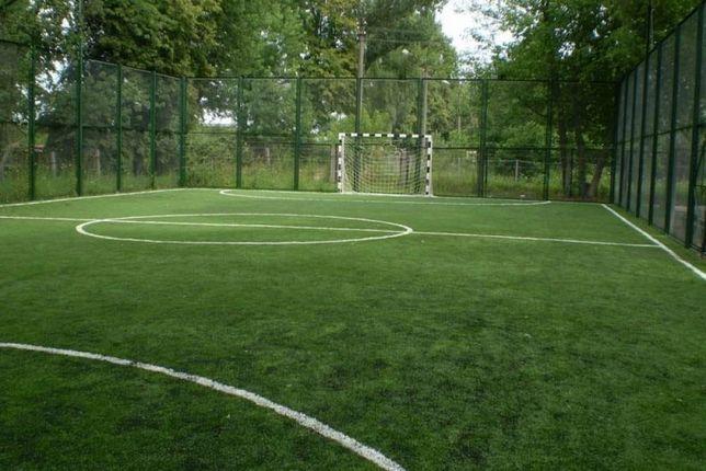 Продам искусственный газон,( искусственная трава ) 40мм. Мини-футбол