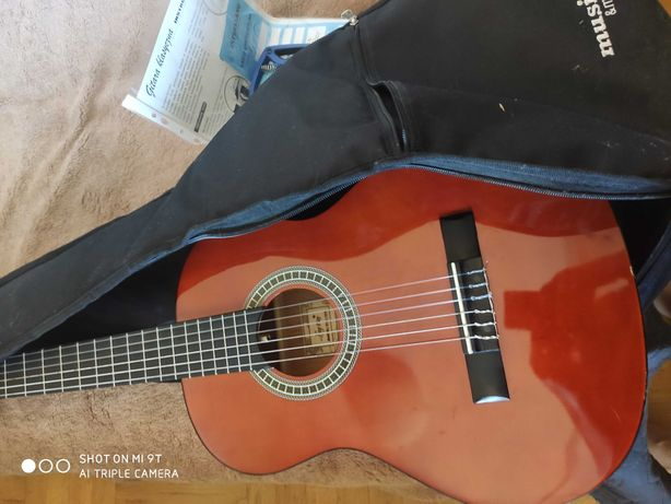 Gitara klasyczna dla dzieci Music & More