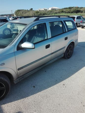 Opel Astra Caravan 1.7 dti