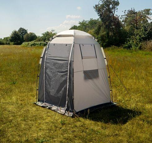 namiot prysznicowy lub przebieralnia
