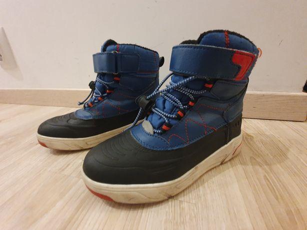 Buty nieprzemakalne