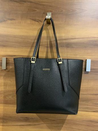 Torebka Guess, shopper bag, mieści A4
