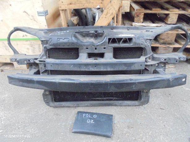 VW Polo 02 frente em fibra c/ radiadores