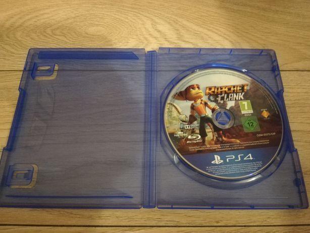 PS4. Ratchet & Clank