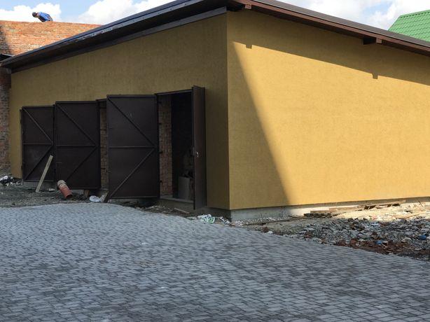 Капітальний гараж на Урожайна