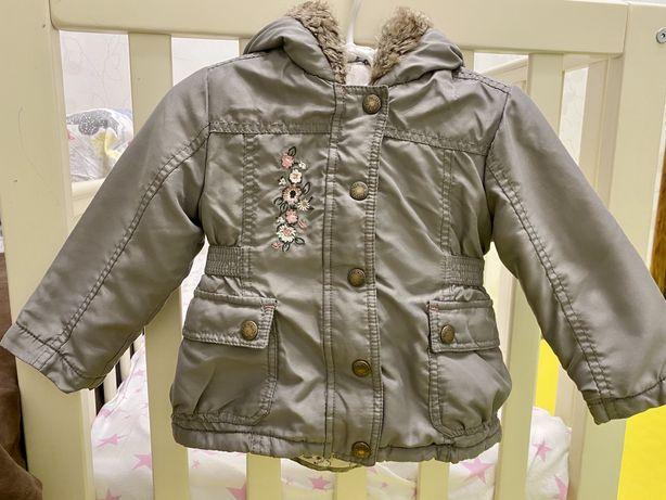 Куртка Парка George на 1,5-2 года