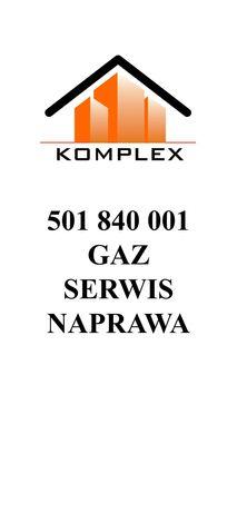 Serwis gazowy usługi gazowe naprawa piece gazowe podgrzewacze Junkers