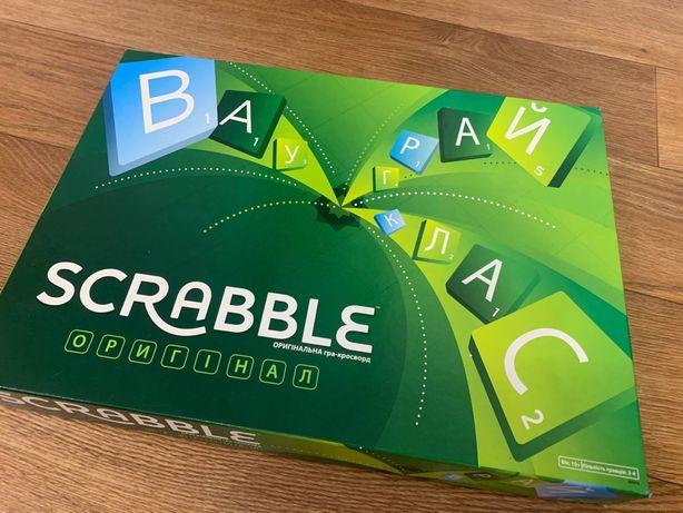 Настольная Игра Scrabble (Новая)