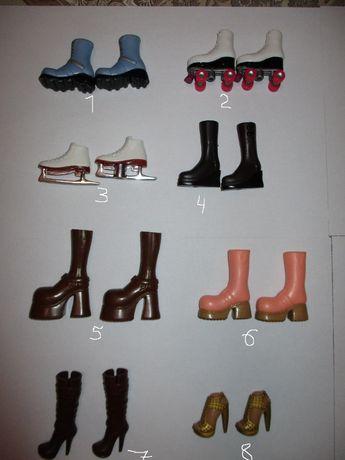 обувь для кукол братц Bratz