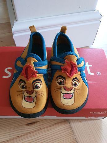 Kapcie/buty do wody, król lew, Disney rozm. 22