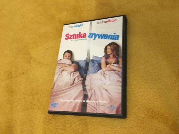 Film DVD Sztuka Zrywania idealny prezent