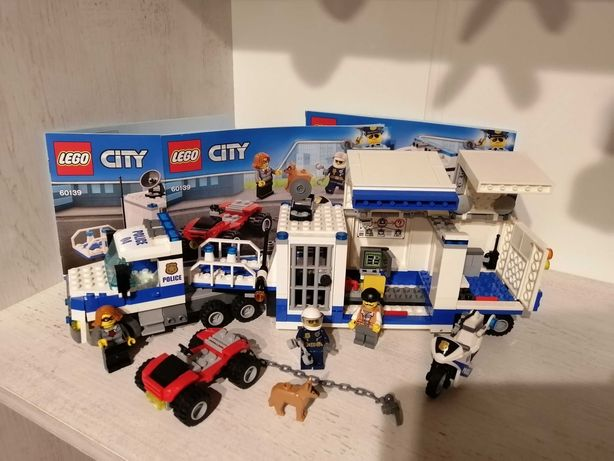 Sprzedam Lego 60139