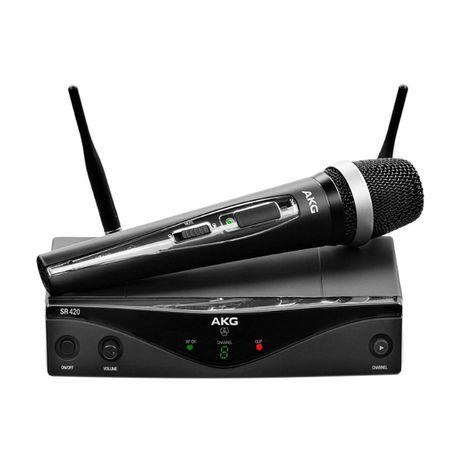Mikrofon bezprzewodowy AKG WMS420 VOCAL SET