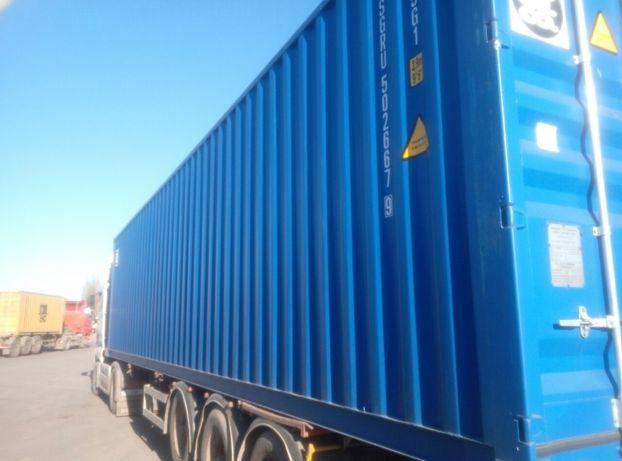 Продажа контейнеров 40 футов (тонн) high cube высотой 2.9м НОВЫЕ