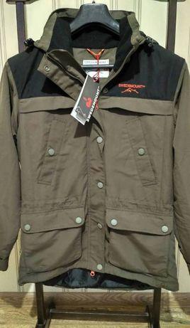 Куртка горная(3 слоя)муж Swedemount (оригинал,новая) р 46,ц 1100 гр