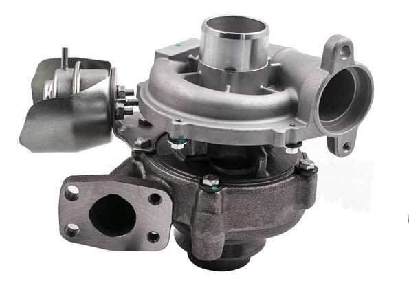 Turbosprężarka  1,6 HDi 109KM zregenerowana