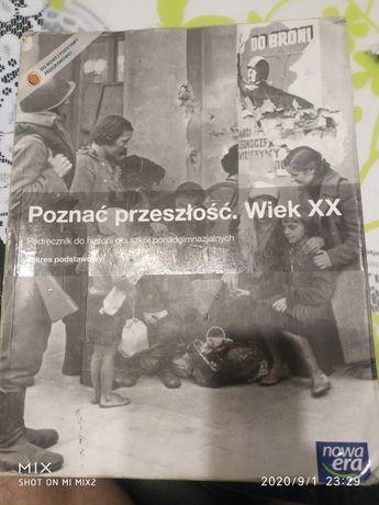 Podręcznik historia Poznać przeszłość. Wiek XX. Nowa Era.