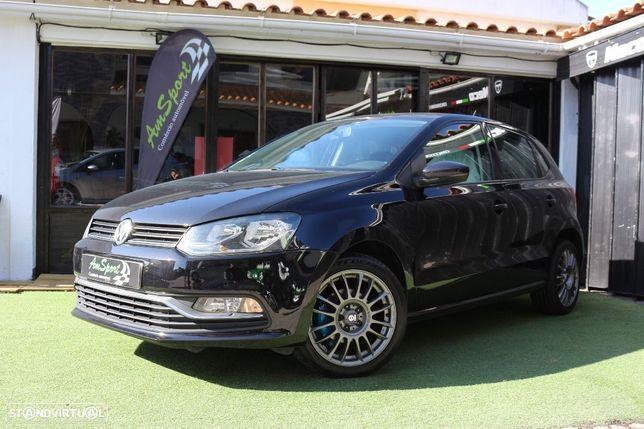 VW Polo 1.6 TDi Hightine DSG