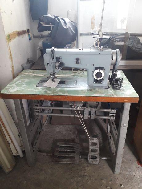 Машинка швейная по коже 334(обувь,сумки)машинка швейна взуттєва