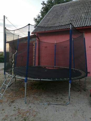 Zamienię trampolinę