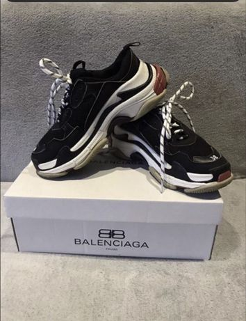 Кроссовки BALENCIAGA 38
