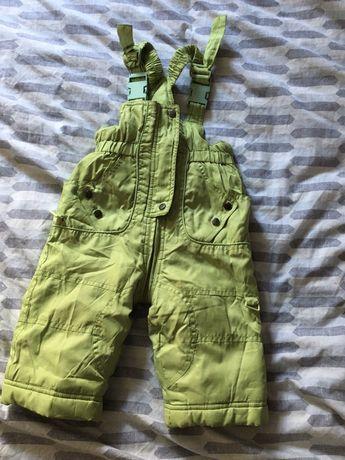Spodnie narciarskie dla dziecka rozmiar M