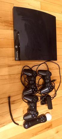 Konsola PS3 SLIM 120GB