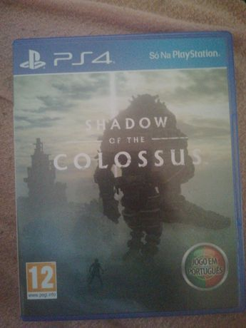 Shadow of colossus ps4