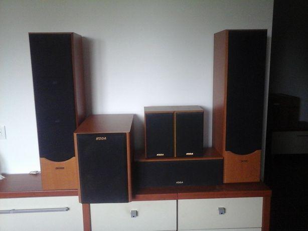 kolumny głośnikowe KODA