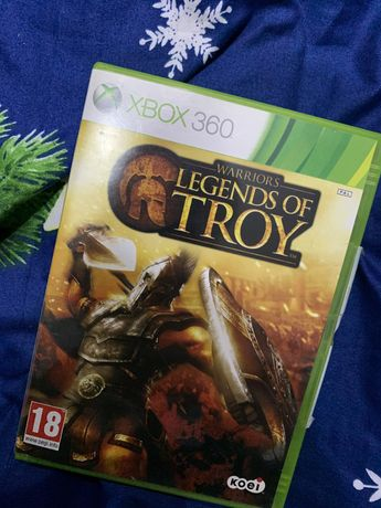 Legends of Troy xbox360