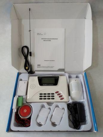 GSM сигнализация для дома GSM-1100