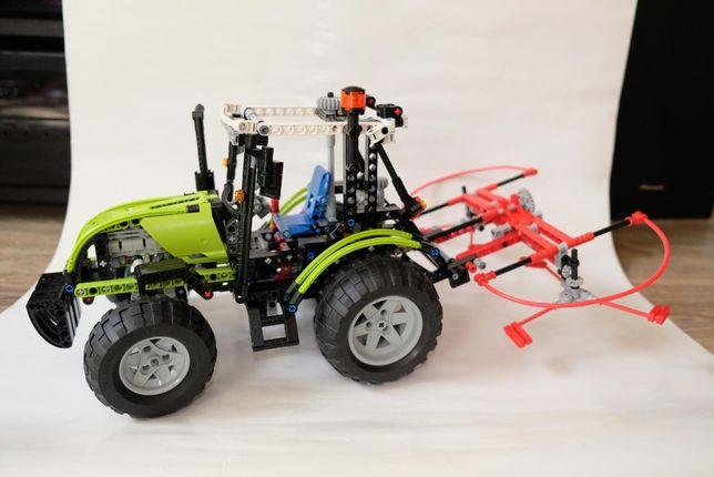 Lego Technic 8284 - Traktor / Dune Buggy - Ciągnik