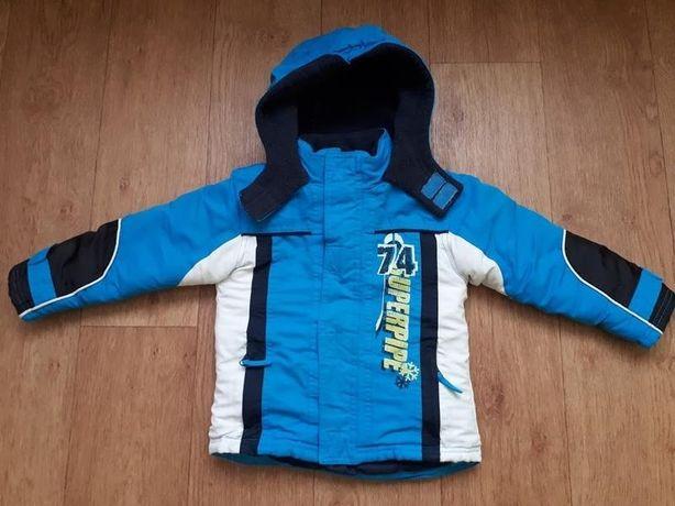 зимняя термокуртка TOPOLINO до -15