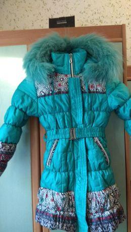 Курточка-пальтишко.