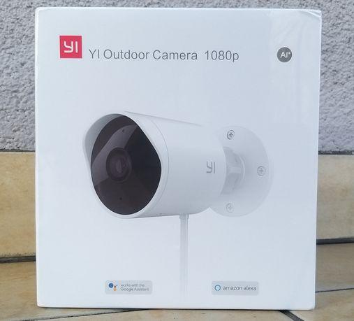 YI Outdoor Camera 1080p AI+ IP WiFi Kamera Zewnętrzna YHS.3020