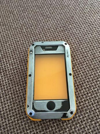 Iphone 4 pancerne etui lunatik