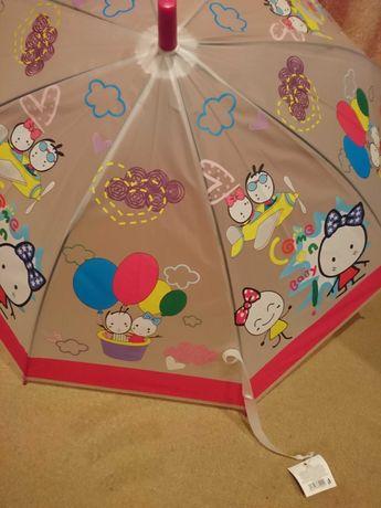 Новый зонт, зонтик детский