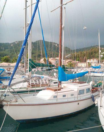 Jacht żaglowy morski, kilowy, Contest 29