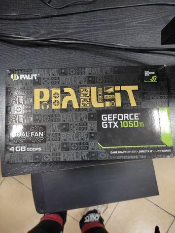 Palit Geforce GtX 1050ti 4 GB