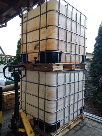 Mauzer beczka 1000 litrów na szambo